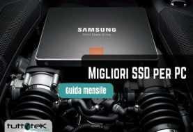 Migliori SSD per PC da acquistare | Febbraio 2020