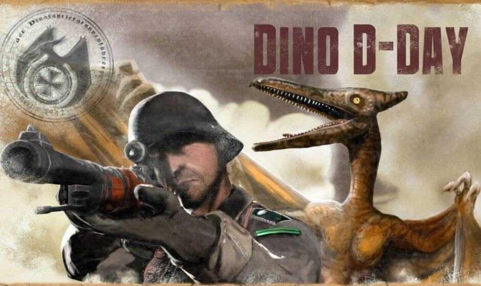 Dino D-day: guerra e dinosauri [Giochi da Cestone][01]