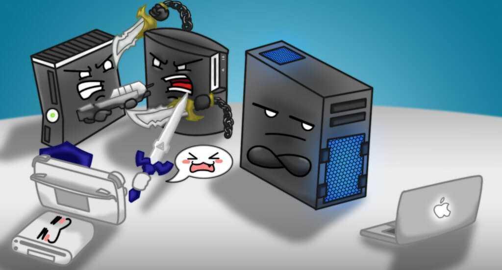 Videogiocatori, svegliatevi! La volubilità di internet e la vacuità dei suoi abitanti
