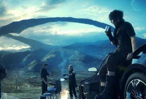 Final Fantasy XV: presente un sondaggio nel nuovo aggiornamento