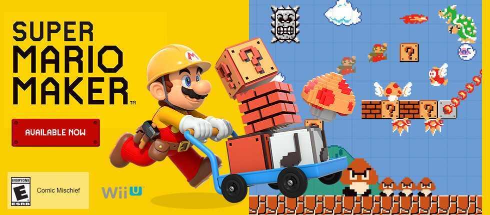 Super Mario Maker 2: nuovo record per l'editor Nintendo