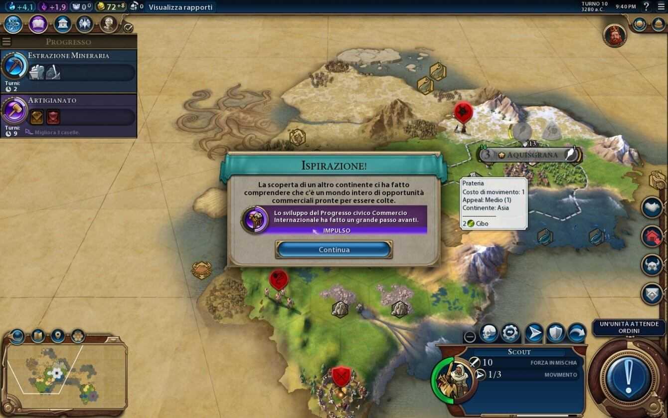 Civilization VI: lo abbiamo giocato per voi | Recensione