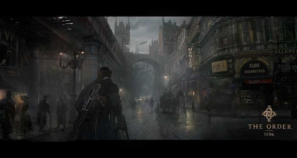 The Order 1886, l'arte fatta videogioco | Parliamone