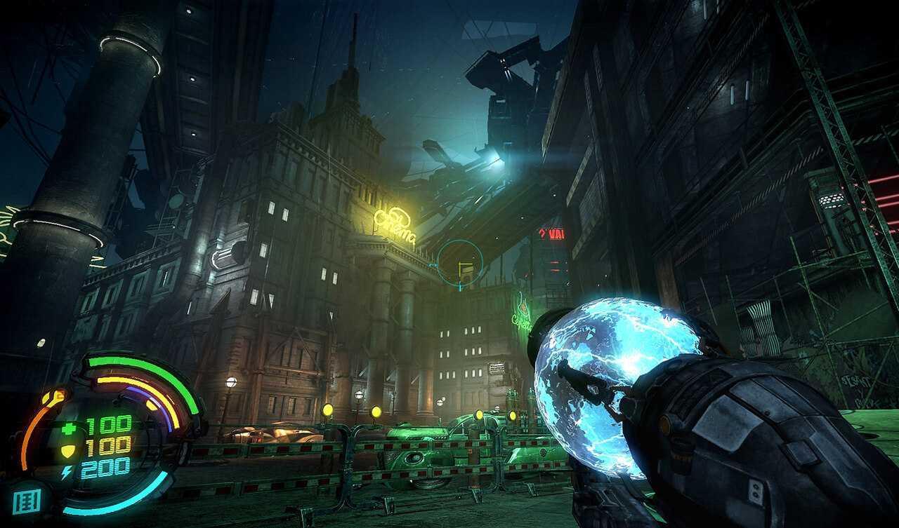 Recensione Hard Reset: un FPS Arena meritevole?