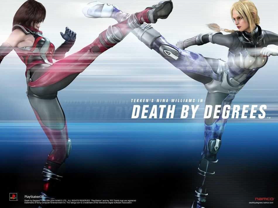 Death by Degrees, l'oscuro passato di Nina Williams