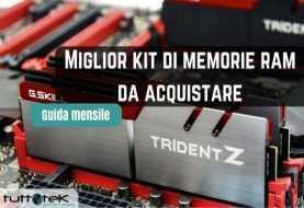 Migliori kit di memorie RAM DDR4 e DDR3 [Settembre 2018]