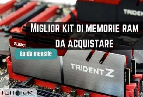 Migliori RAM DDR4 e DDR3 da acquistare | Aprile 2021