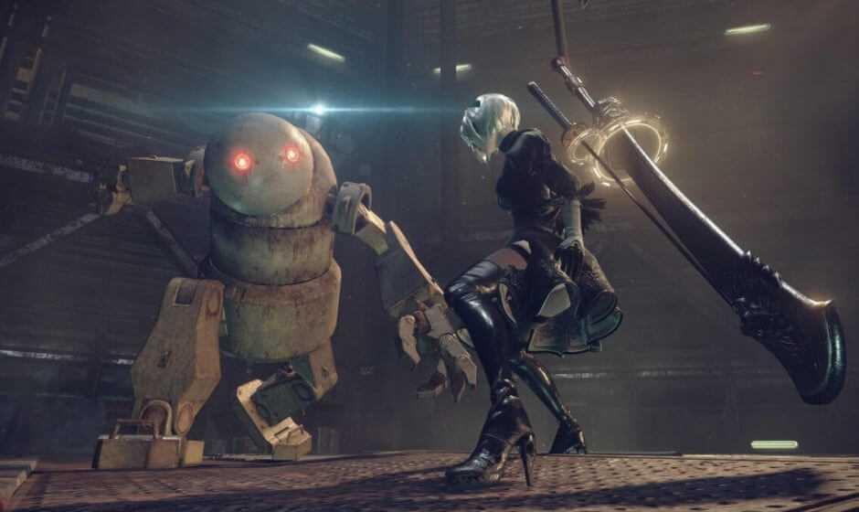 NieR: Automata Become as God edition su Xbox Game Pass