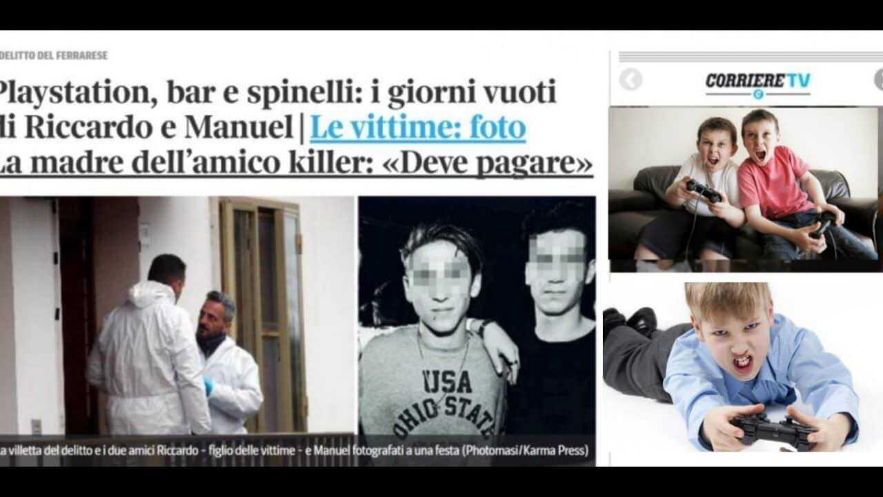 Videogiocatori: persone violente e assassini? | Parliamone