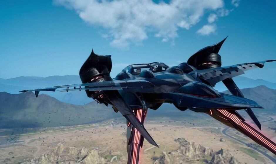 Final Fantasy XV: Regalia volante e Cappuccio Nero | Guida
