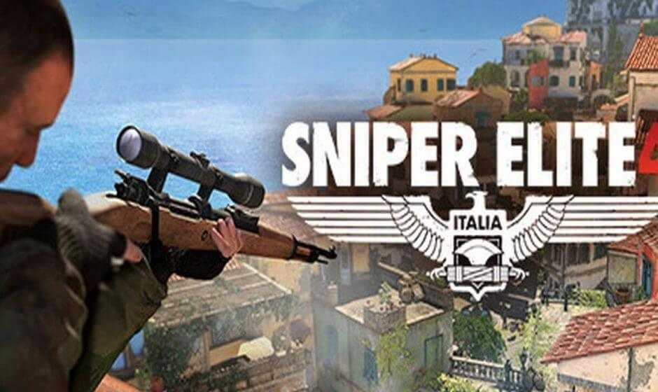 Sniper Elite 4: in arrivo su Nintendo Switch
