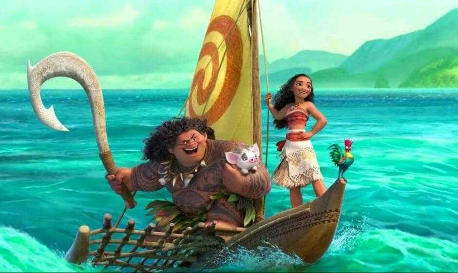Oceania: l'ultima fatica Disney | Recensione