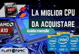 Migliori CPU da acquistare (migliori processori PC) [Settembre 2018]