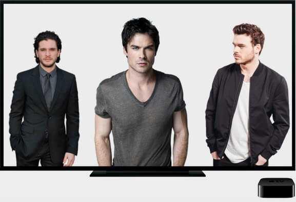 Serie TV: gli uomini più affascinanti | Top5