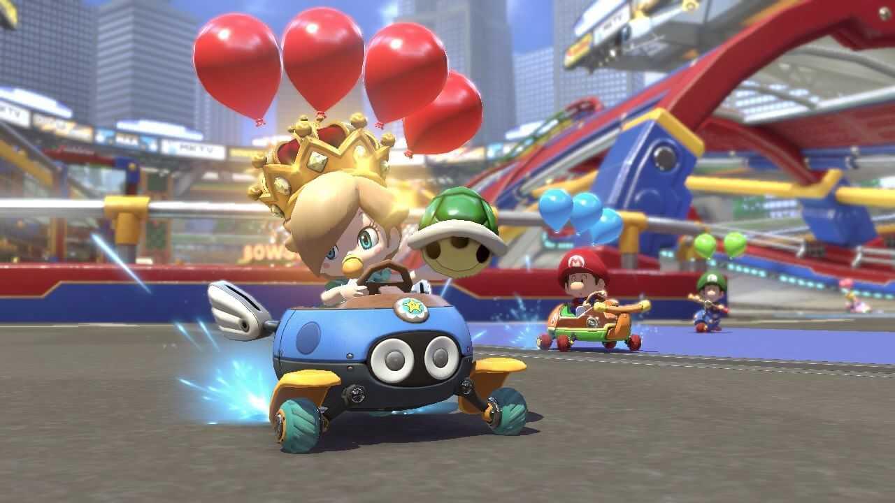 Mario Kart 8 Deluxe: il momento della verità | Recensione