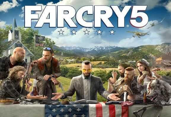 Far Cry 5: annunciate due Collector's Edition ufficiali