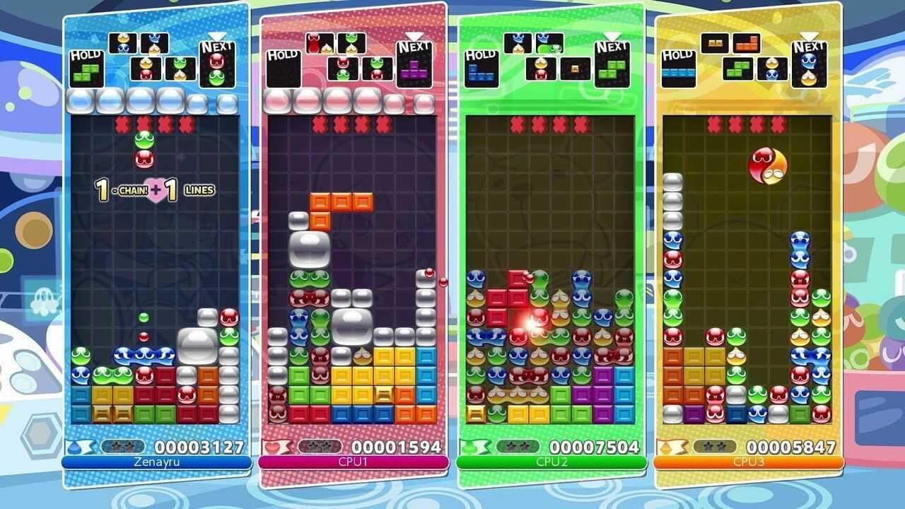 Recensione Puyo Puyo Tetris: la sorpresa che non ti aspetti