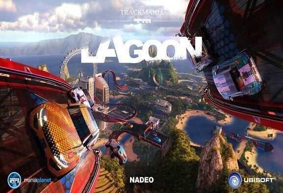 Trackmania 2 Lagoon, un tour arcade in laguna | Recensione