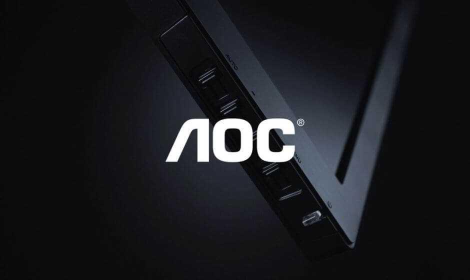 AOC Serie G1: nuovi monitor da gaming sul mercato