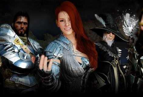 L'action MMORPG open-world Black Desert debutta su PS4