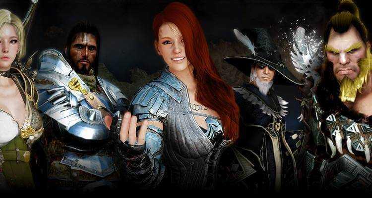 Black Desert Online: in arrivo su PlayStation 4 il 22 agosto