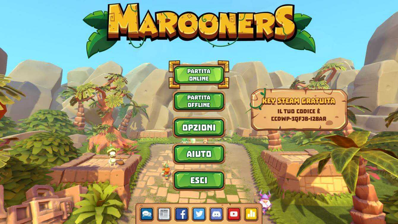 Marooners: un party game a 360 gradi | Recensione