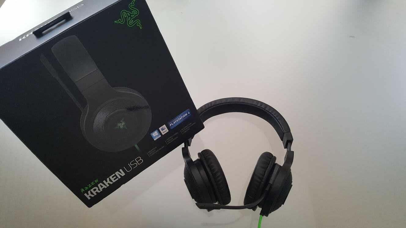 Razer Kraken USB: un headset studiato per il gaming | Recensione