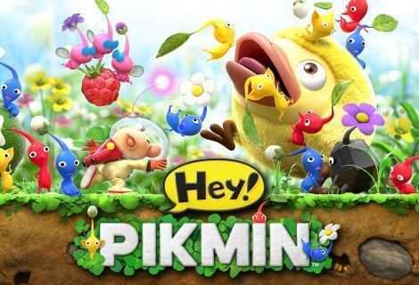 Hey! Pikmin: divertiamoci con tanti piccoli e colorati amici | Recensione