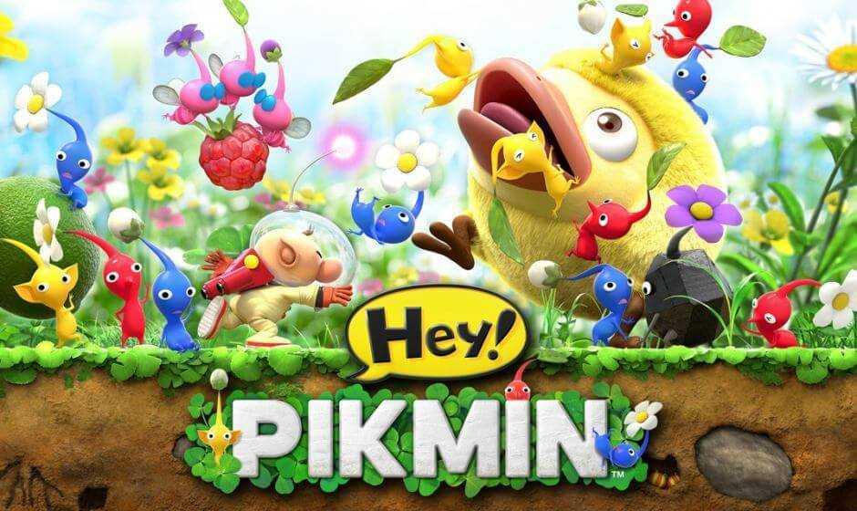 Recensione Hey! Pikmin: divertiamoci con tanti piccoli e colorati amici