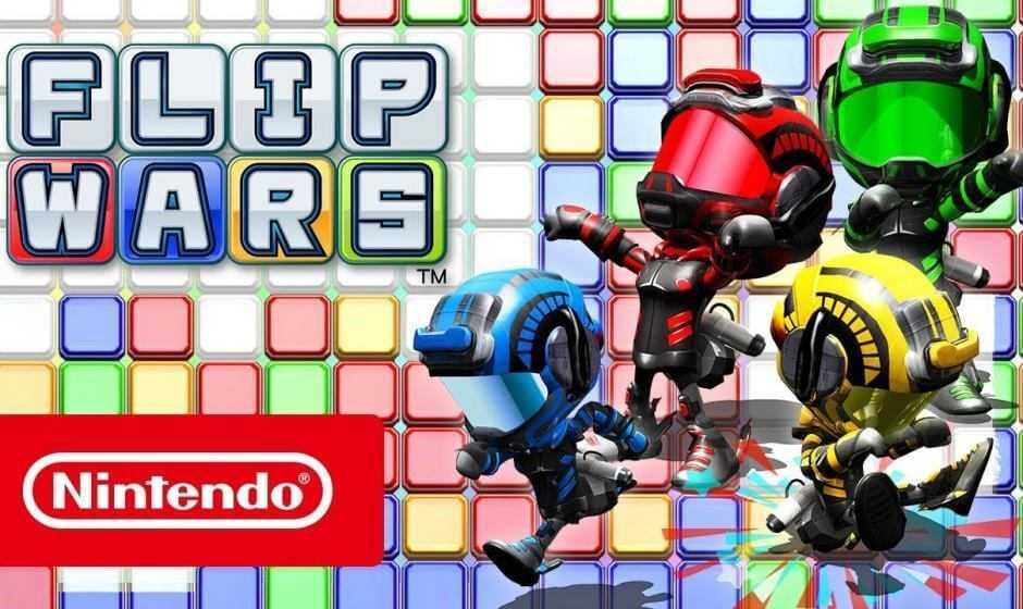 Recensione Flip Wars, il party game che Nintendo Switch aspettava?