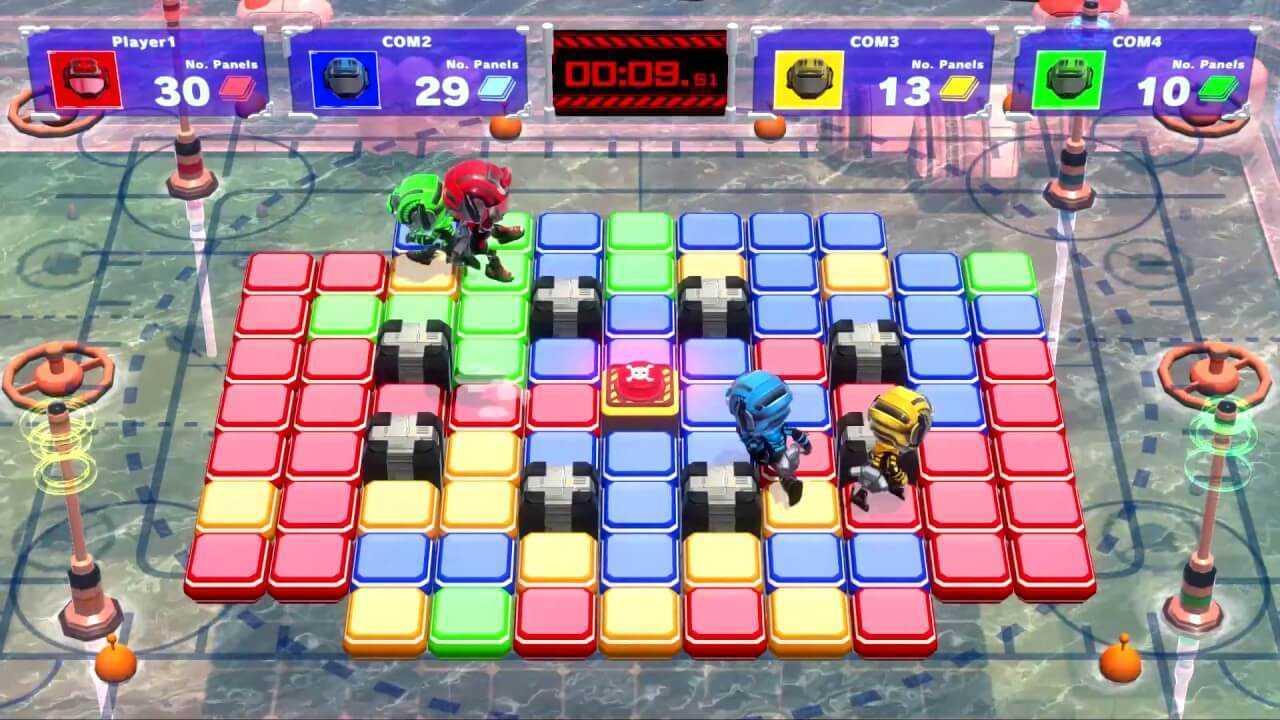 Flip Wars, il party game che Nintendo Switch aspettava? | Recensione