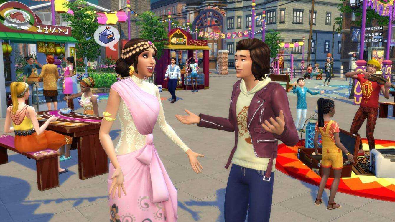 EA Play Live 2020: rivelato il nuovo aggiornamento di The Sims 4