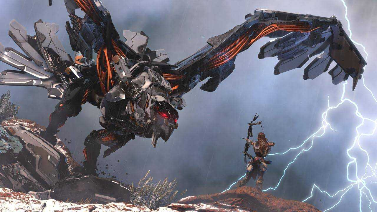Horizon Zero Dawn: sei mesi nell'antichità robotica | Recensione