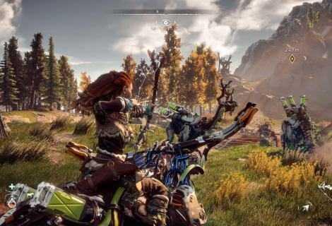 Horizon Zero Dawn: il gioco arriverà su PC