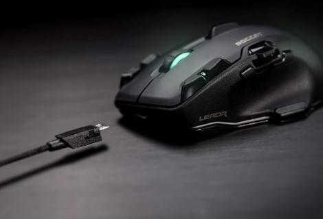 Recensione Roccat Leadr, il leader dei mouse gaming?
