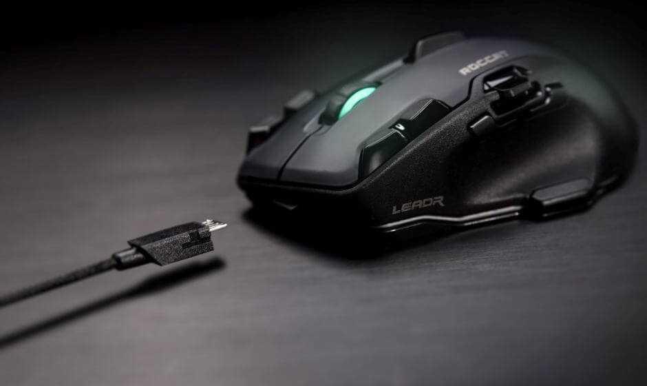 Roccat Leadr, il leader dei mouse gaming? | Recensione