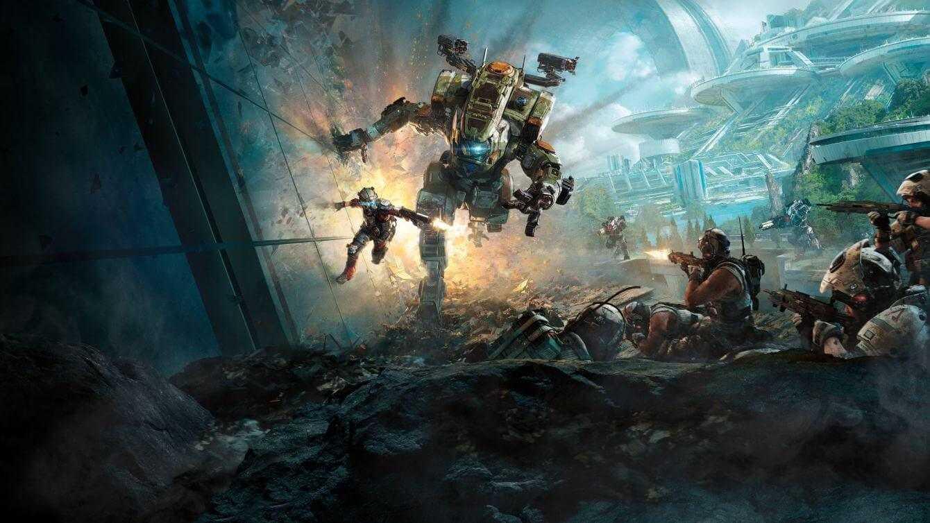 Titanfall ha solo un paio di persone che lavorano al supporto del gioco
