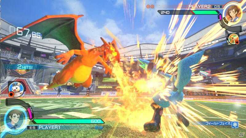 Recensione Pokken Tournament DX: su Switch ancora meglio