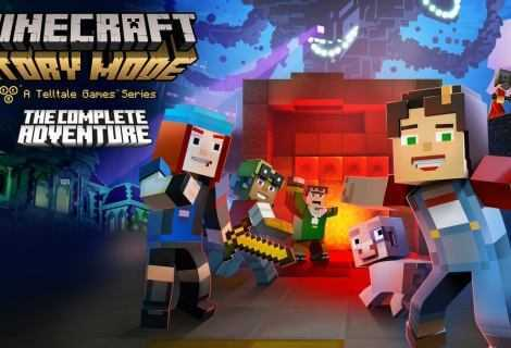 Minecraft Story Mode: The Complete Adventure | Recensione