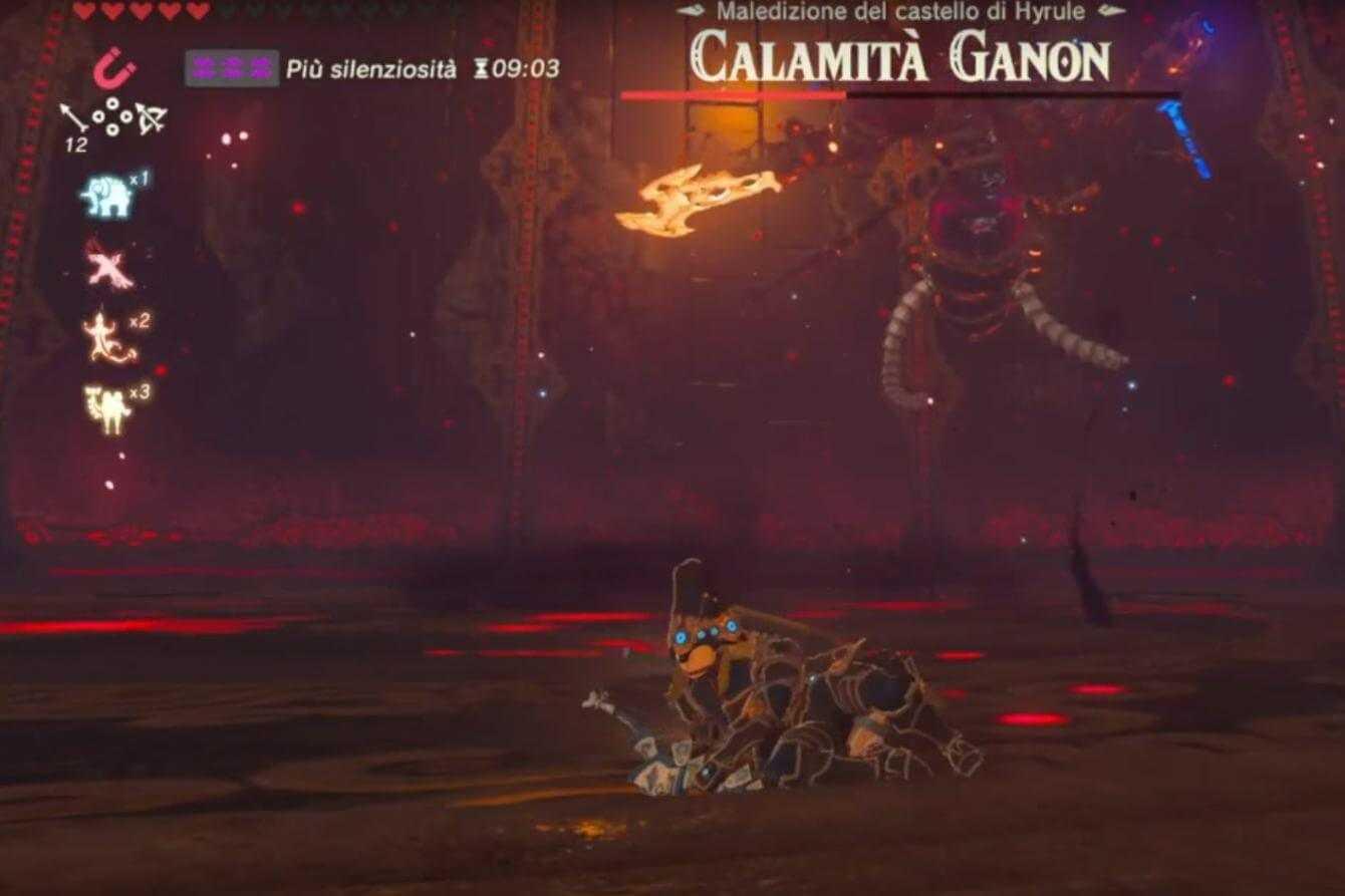 The Legend of Zelda: Breath of the Wild, come sconfiggere la Calamità Ganon