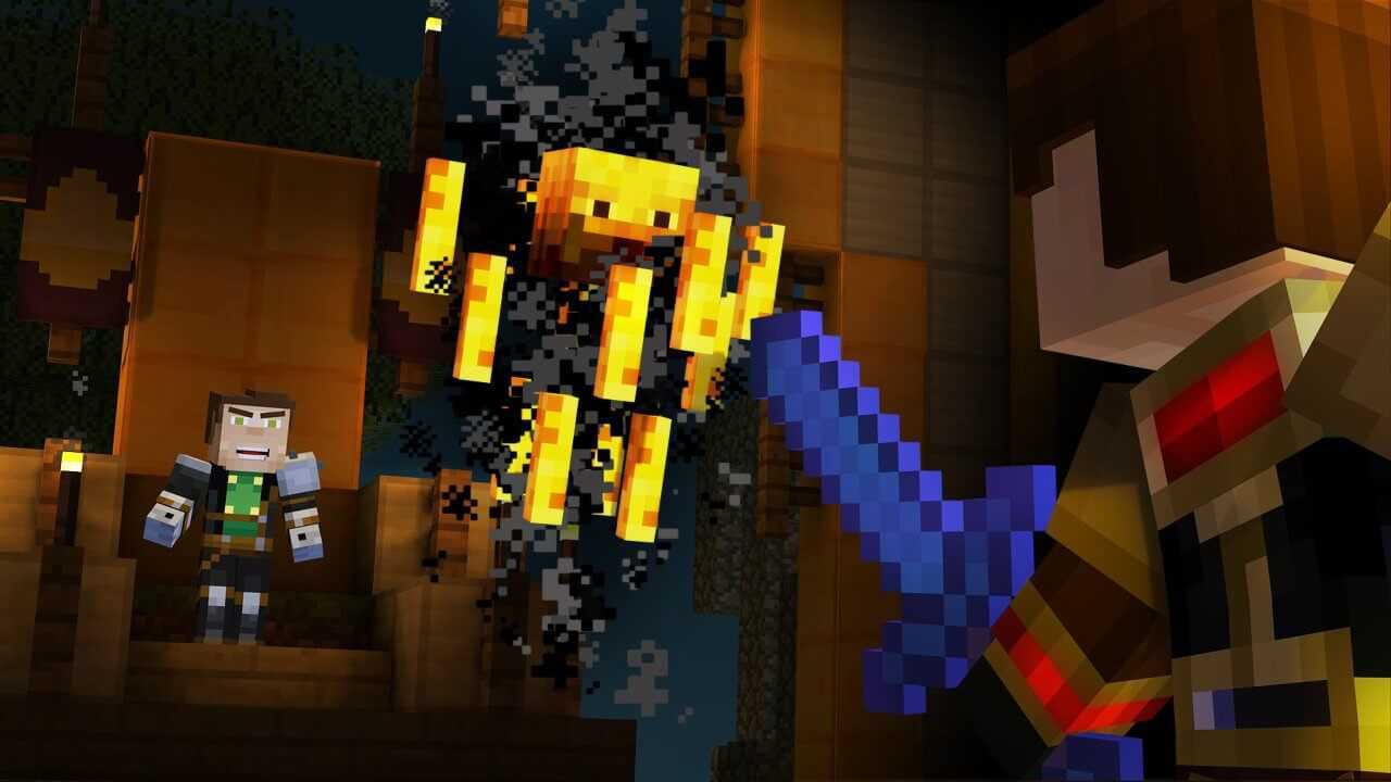 Recensione Minecraft Story Mode: The Complete Adventure