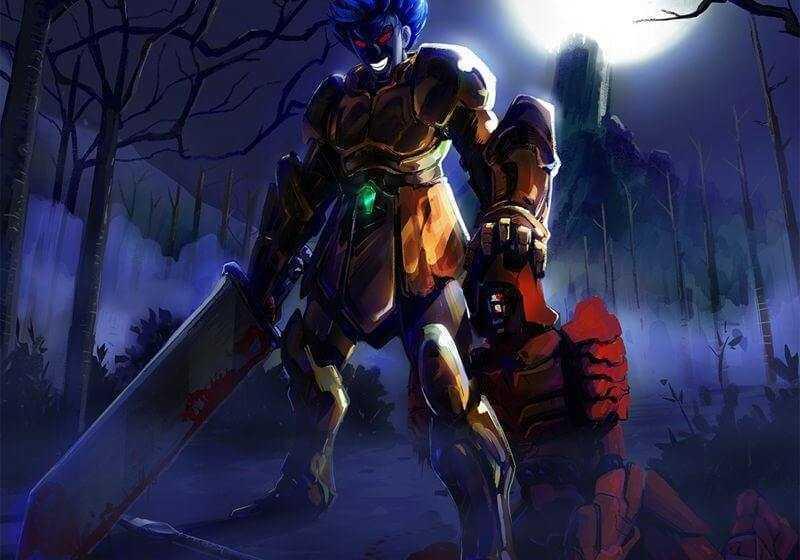 Recensione A Bloody Night: un indie action 2D tutto italiano