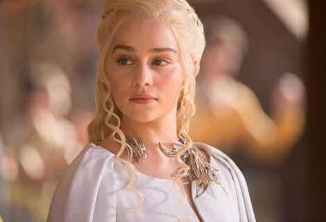 Game of Thrones 8: Emilia Clarke parla dell'addio a Daenerys