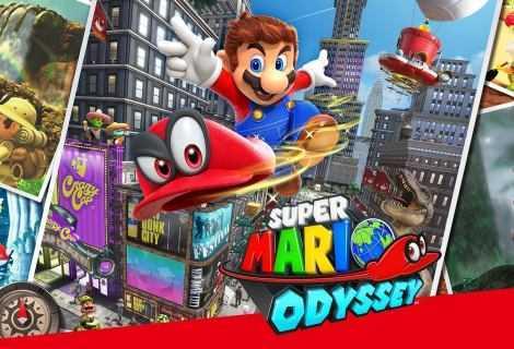 Super Mario Odyssey e tutte le novità introdotte con la Caccia al Palloncino