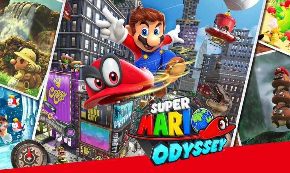 Super Mario Odyssey: 5 motivi per amarlo