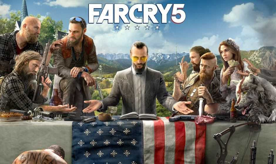 Far Cry 5 è ora disponibile