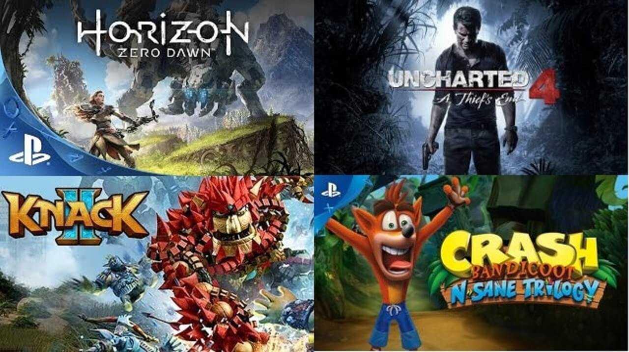 Migliori esclusive PlayStation 4 da acquistare