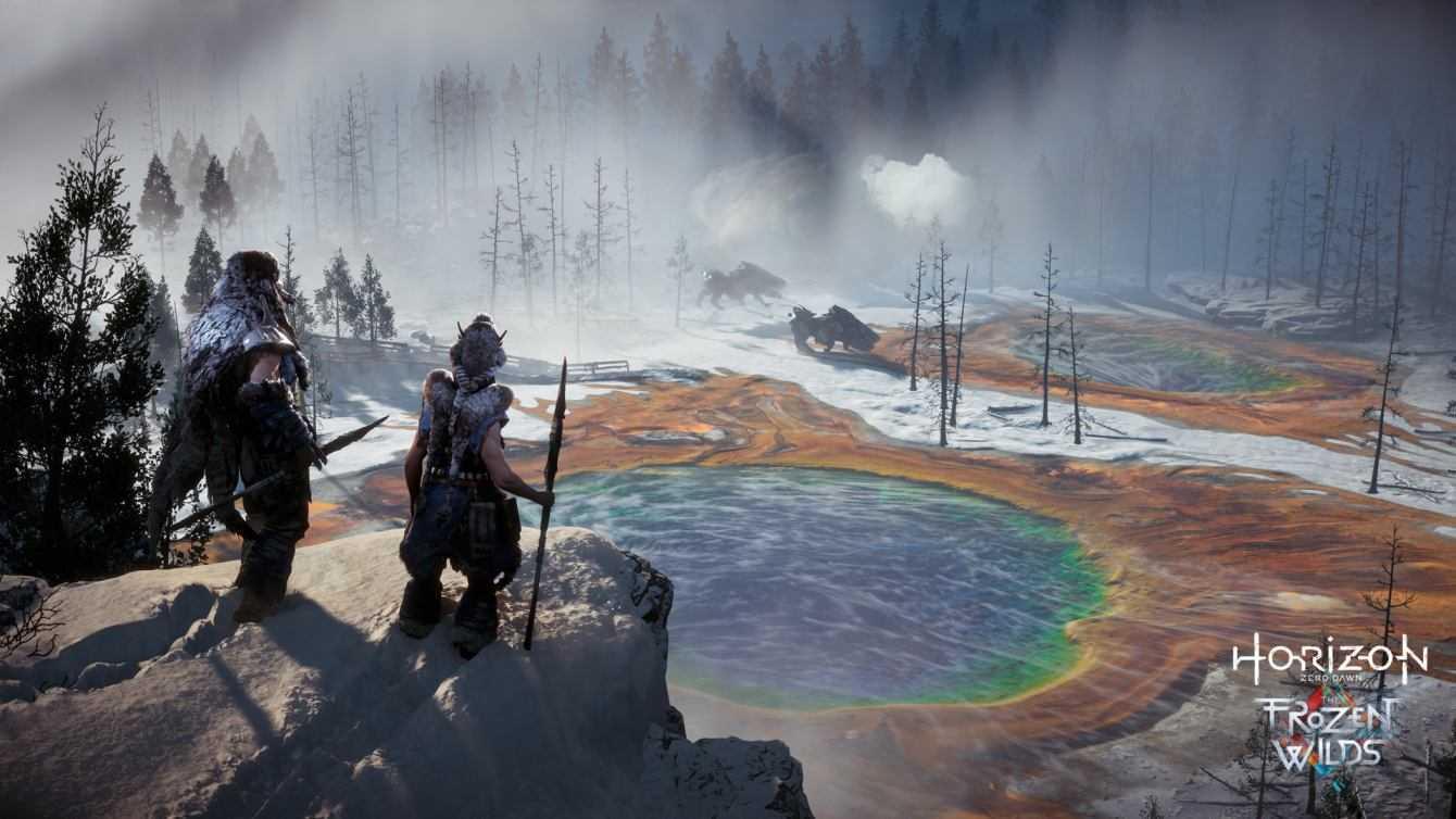 Horizon: Zero Dawn 2, sarà un titolo di lancio PS5?