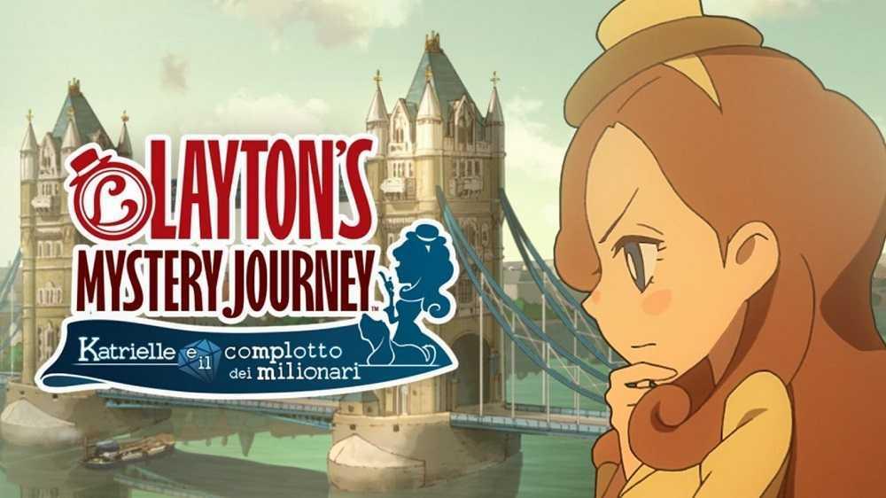 Layton's Mystery Journey: largo ai giovani talenti!   Recensione