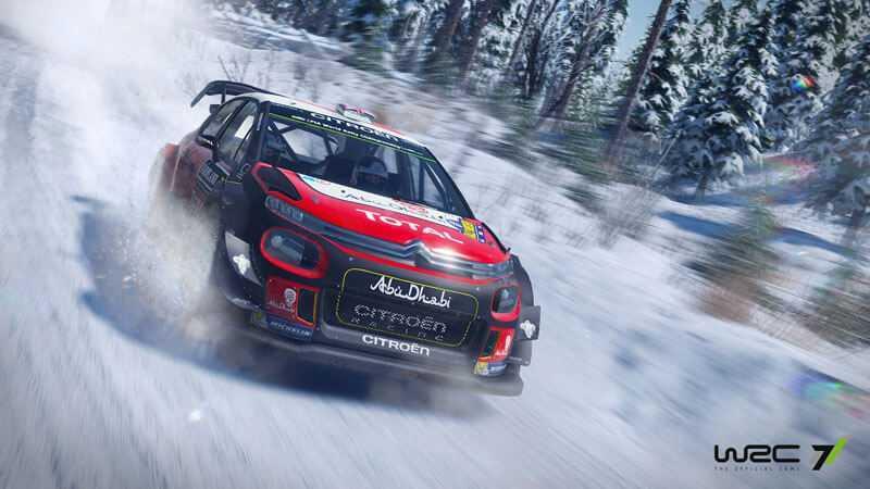 WRC 7: quando il rally diventa un ibrido | Recensione